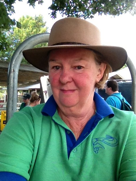 """From the paddock to the playground - this is """"Farmer Jane"""", as I became known to so many, over the 25 years of farm animal displays."""